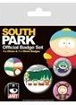 Pyramid International Rozet Seti - South Park BP80488 Renkli